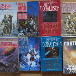 洋書 SF ペーパーバック 14冊セット PKディック、マイケル...