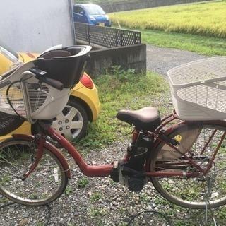 電動アシスト パナソニック 自転車