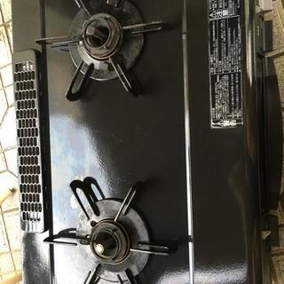 ガスコンロ リンナイ 都市ガス ic-800b-1r