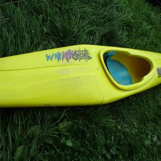 一人艇カヌー Mi DESIGNS 380 Discovery 一...