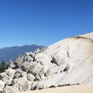 山登りのガイドツアー 登山未経験からアルプス、八ヶ岳など関…