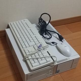 Windows10アップグレード済みデスクトップパソコン本体(C...