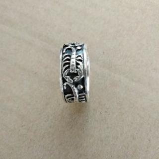 サソリ指輪