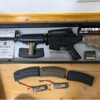 東京マルイ M4A1カービン 18歳以上次世代電動ガン