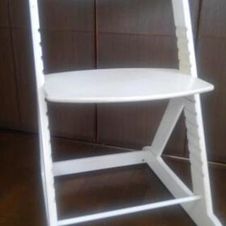 KATOJI ハイチェア 説明書付き 訳あり家具