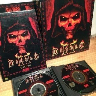 Pcゲーム アクションRPG Diablo 2/blizzard