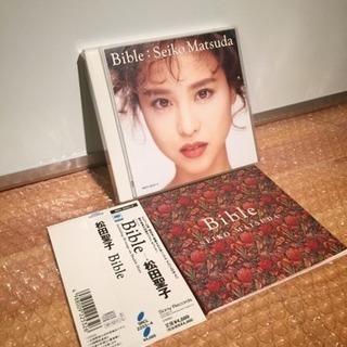 邦楽 bible/松田聖子