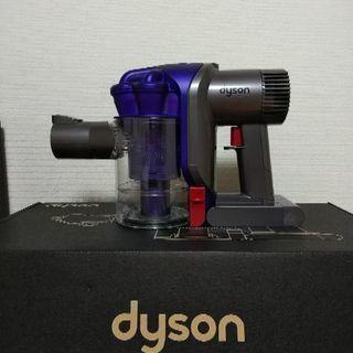 ダイソンDC43 ハンディクリーナー