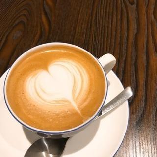 【インスタ映え間違いなし‼️】お洒落なcaféで簡単ラテアート体験🎵/友達2人からでもOK - 料理