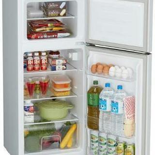 使用少(1年未満) 冷蔵庫120L ハイセンス HR-B12A ...
