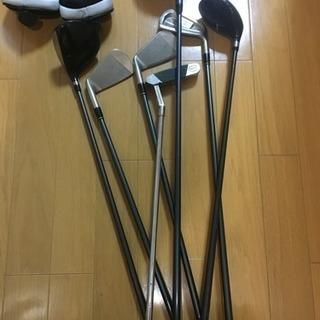 ゴルフクラブ10本