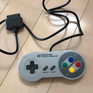 ニンテンドースーパーファミコンコントローラ