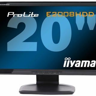 「iiyama PROLITE E2008HDD」売ります