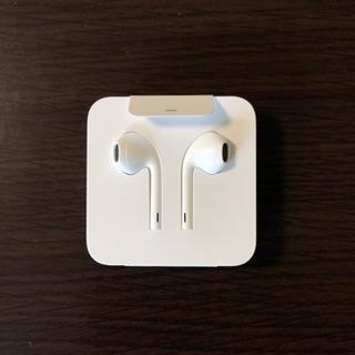 iPhone7付属 純正 イヤホン 未使用品
