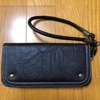 未使用 長財布