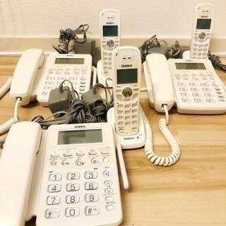 UNIDEN  デジタルコードレス留守番電話機  子機1台タイプ ...