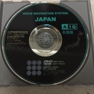 ナビディスク2015年秋全国版DVD商談中です。