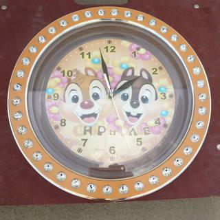 ディスニー 掛け時計 アナログ