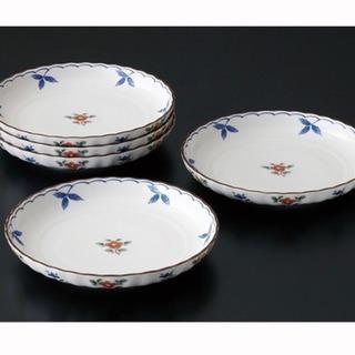 京焼の老舗「たち吉」の和食器 5枚セット