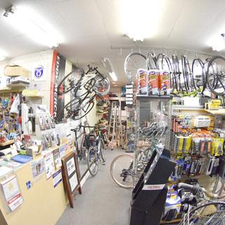 横浜市西部から、大和、藤沢、綾瀬、海老名エリアで自転車に関するご...