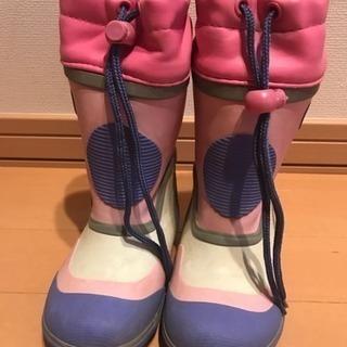 16.0cm 長靴 used