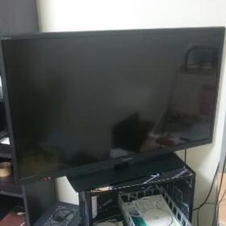 シャープ 40型テレビ