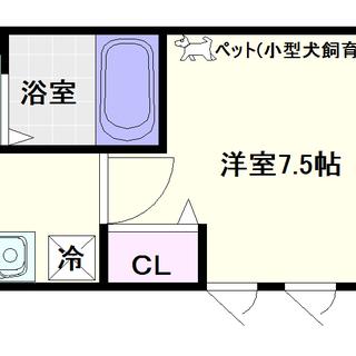 【レシオス難波】1号タイプ!1Kタイプ!高級分譲賃貸マンション
