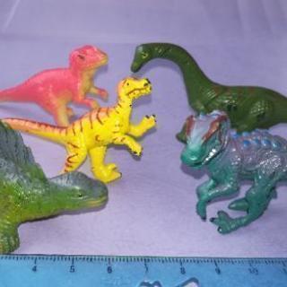 恐竜 フィギュア 5体