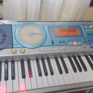 カシオ電子ピアノキーボード