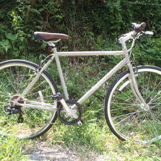 ★国内メーカー★NESTOのクロスバイク 中古自転車 179