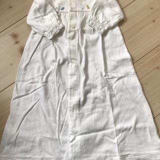 【美品】ファミリアのベビードレスと日本製のおくるみ