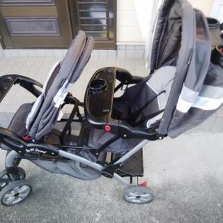 お取引中【baby trend】2人乗りベビーカー ダブルストローラー