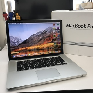MacBook Pro Core i7 2.2GHz/8G…