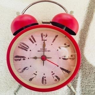 テーブルクロック 置き時計