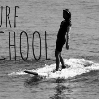 遠州灘の波でサーフィン!
