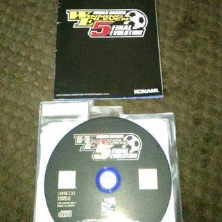 PS2ソフトWINNING ELEVEN 5ケース無し 【無料に...
