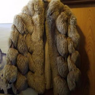 ハーフジャケット毛皮(お値下げ中)