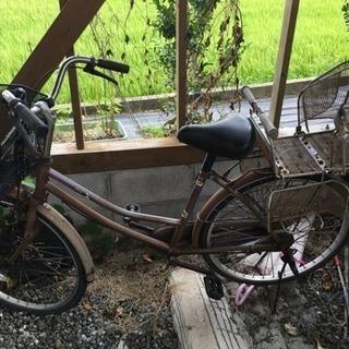 ジャンク品自転車