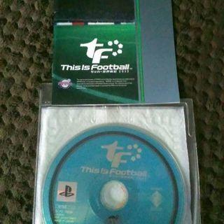 PS2ソフト ThisIs FootBallサッカー世界戦記20...