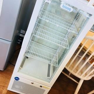 安心!保証6ヶ月!4面冷蔵ショーケースが入荷致しました!