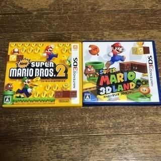 3DS スーパーマリオ 3Dランド・ブラザーズ2
