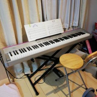 電子ピアノセット