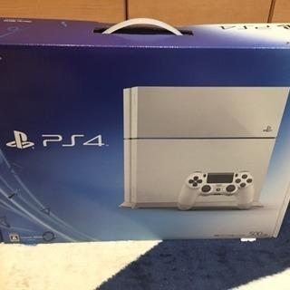 【最終値下げ】PS4 本体 ホワイト 500GB CHU-1100A