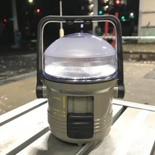 キャンプのお供に!乾電池式スポーツランタン BF122N