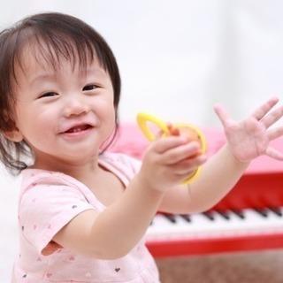 【横浜都筑区】赤ちゃんからのリトミック