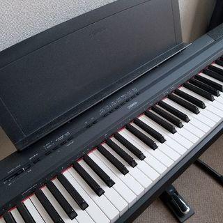 電子ピアノ ヤマハ P-115B セット