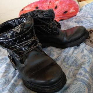 ティンバーランドの靴