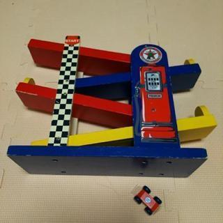 オシャレな木製玩具