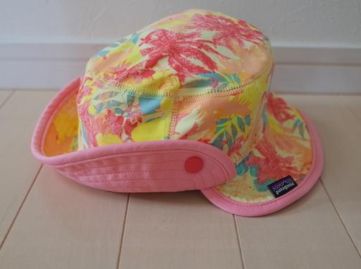 d54833e65 パタゴニア】Baby Little Sol Hat(訳アリ) (ともとあさ) 夙川のキッズ ...