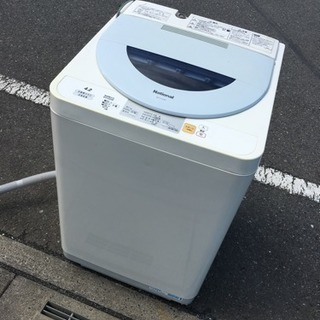 洗濯・脱水容量4.2kg 全自動洗濯機 NA-F42M7